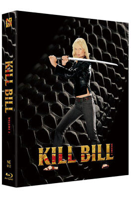 Kill Bill: Vol. 2 - Blu-ray Steelbook Full Slip A Limited Edition (2017) / NOVA