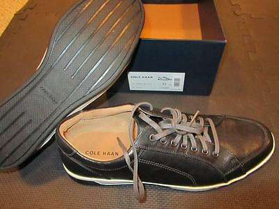 Cole Haan Quincy Sport Ox Mens Leather Sneakers Shoes NIB US 12