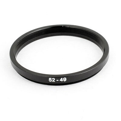 Replacing 52mm to 49mm Step Down Ring Adapter for Camera