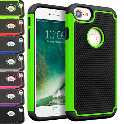 iPhone 11 Pro MAX XR 8 7 6s Plus Heavy Duty Shockproof Case Cover Shock Proof