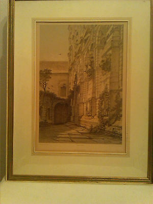 F.Stroobant Lithographie 1860