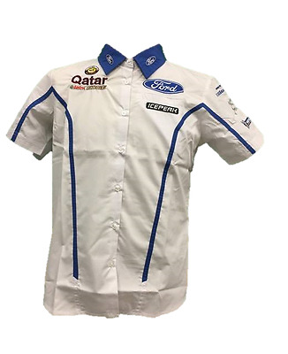 Ford Qatar Castrol Edge Icepeak Team Mens Shirt