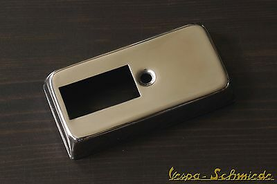 VESPA Cover Indicator Switch - STAINLESS STEEL - PK / PX Chrome XL