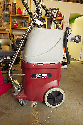 CFR Pro 200 commercial carpet cleaner extractor