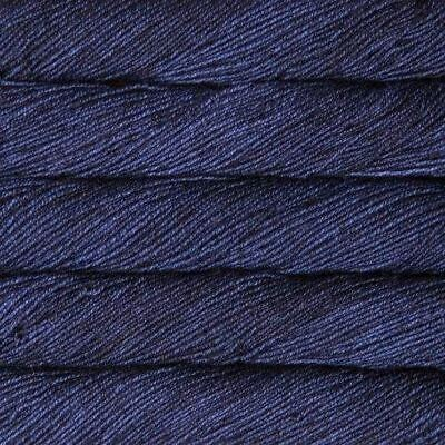 Malabrigo Dos Tierras Merino / Baby Alpaca DK Yarn Wool - Paris Night (52)
