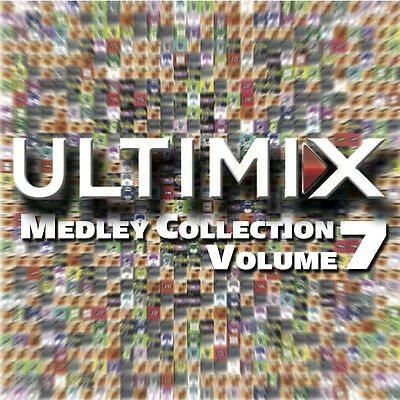 ULTIMIX MEDLEY COLLECTION Vol 1 Prince Flashback Go-Go's 80's