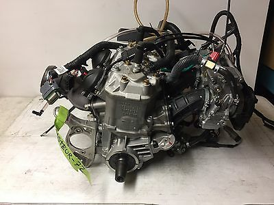 SKIDOO 600 Carb Engine Complete 6.5 Hours of use 420059312 MOTEUR-72
