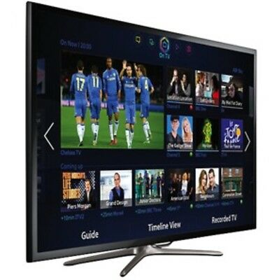 Smart Tv Samsung 40 Pollici Full HD Wifai con Chiavetta 100Hz USB LED UE40F5500