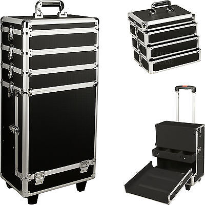 JustCase 4 in 1 case Professional Makeup Rolling Organizer-NG7203