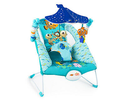 Disney Baby Finding Nemo Sea & Swim Bouncer - Multi