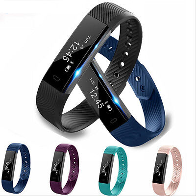 Veryfit ID115 Smart Band FITNESS TRACKER / SLEEP MONITOR / PEDOMETER