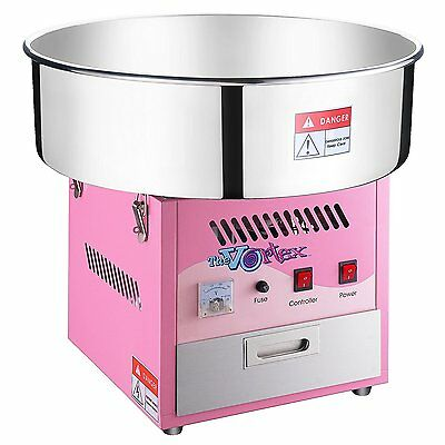 Great Northern Popcorn Commercial Quality Cotton Candy Machine and Electric Cand