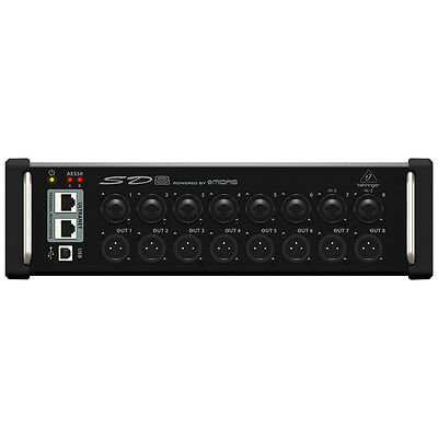 Behringer SD8 8 Channel Digital Snake I/O Box