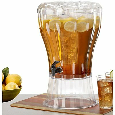 Buddeez Beverage Dispenser Unbreakable 3-1/2 Gallon Drink Tank or 1.75 Gallon