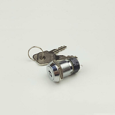 19mm 2 open 2 closed Electronic locks Power lock key Switch 2803 Elevator lock