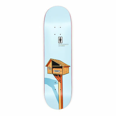 """Girl Letterbox Cory Kennedy Deck - 8.25"""""""