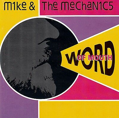 Mike & The Mechanics : Word Of Mouth / Cd - Mit Cut-Out