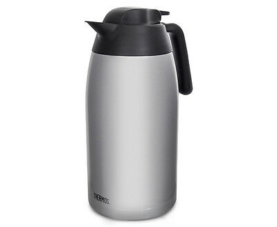 Thermos 2L Stainless Steel Vacuum Insulated Carafe