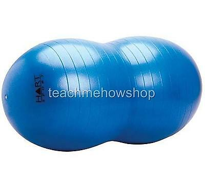 Antiburst Peanut Ball 50cm Proprioceptive Occupational Therapy Gross Motor ASD