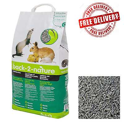 Back 2 Nature Small Animal Bedding - 30 L Natural Odur Control * Absorbent - NEW