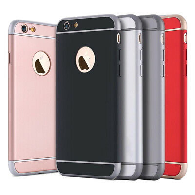 iPhone 5S 6S 6 7 Plus Case for Apple -Shockproof Ultra Slim Heavy Duty Cover
