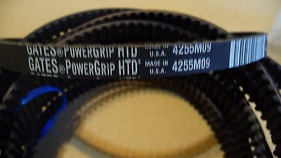 Gates Powergrip Htd  4255M09  For A Lot Of 6 New!