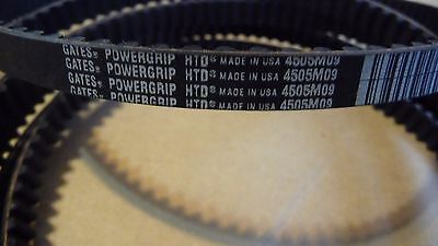 Gates Powergrip Htd  4505M09  For A Lot Of 6 New!