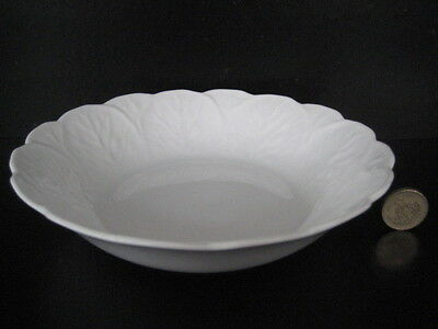 """Coalport Countryware 7"""" Wide Soup Cereal Pudding Bowl White Wedgwood Quantity Av"""