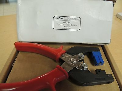 GMP 710 splicing connector D Single Pair Insertion Cutting Tool #08764