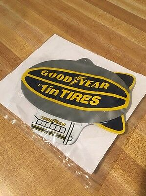 "Goodyear Blimp inflatable 4""x5"" Brand New In Bag Lot #15"