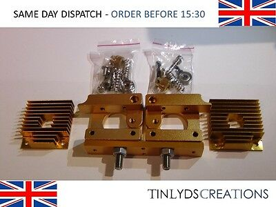 MK8 Dual Head Extruder -  CTC Upgrade Extruder Full Kit - 3D Printer Part