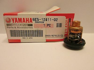 Genuine Yamaha Outboard Thermostat   6E5-12411-02-00