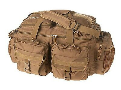 Yukon Outfitters Spacious Earth Tactical Weekend Range Bag / Range Duffel - New