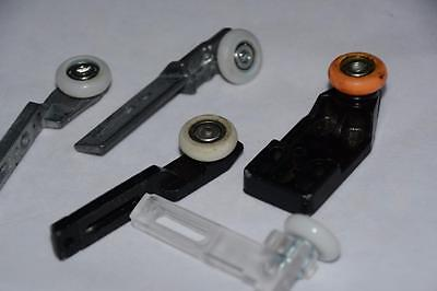 Sliding FLY + SECURITY + DIAMOND door rollers - various for Stegbar Bradnams