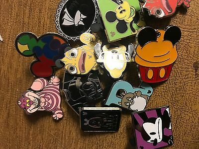DISNEY PINS 50 pin MIXED LOT FREE SHIPPING GET YOUR TRADE ON