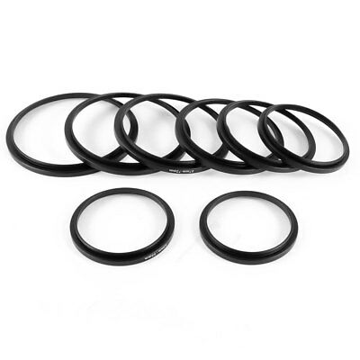8 in 1 Step Up Lens Filter Ring Stepping Adapter 49-52-55-58-62-67-72-77-82