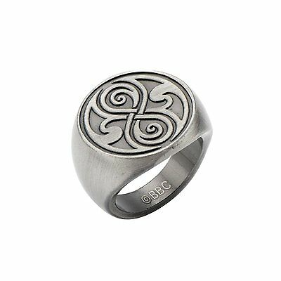 Doctor Who Seal Of Rassilon Ring | 10