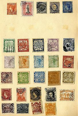 29 Worldwide old Stamp forgery collection for study 2/4