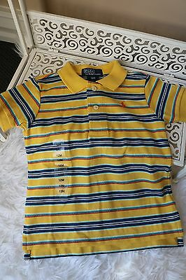 Ralph Lauren-baby Boys Polo shirt-New Tags