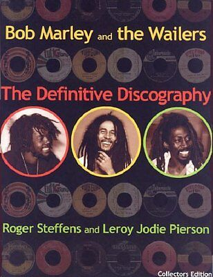 Bob Marley and the Wailers by Roger Steffens Paperback Book New