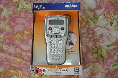 Brother P-Touch PT-H100 Label Thermal Printer