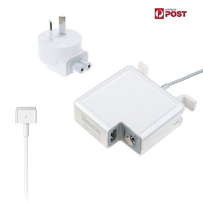 "45W T Adapter Charger Power for Apple Macbook Air 11"" 13"" A1465 / A1466  AU"