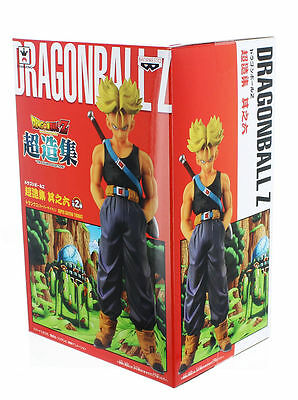 "Dragon Ball Z 6.7"" Chozousyu Collectible Figure: Super Saiyan Trunks NEW"