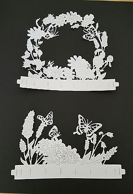 Flectere Butterfly Story x 3 sets Stephanie Weightman Tattered Lace