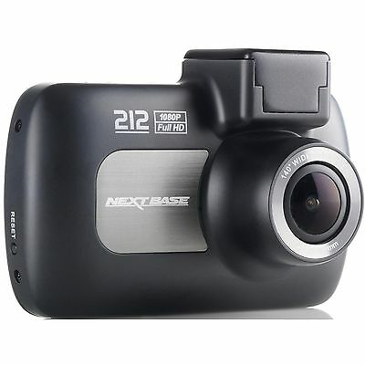"Nextbase 212 Professional Car Dash Dashboard Video Camera 2.7"" 1080P HD CAMERA"