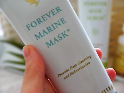 Forever Living - MARINE MASK - Deep Cleansing and Moisturization