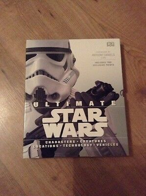 Ultimate Star Wars Book By DK, New Hardback 9780241007907