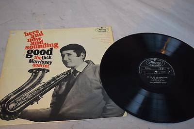 Here And Now And Sounding Good The Dick Morrissey Quartet 20093  Lp Record