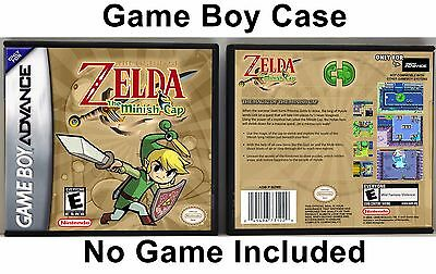 THE LEGEND OF Zelda: A Link to the Past - Game Boy Advance GBA Case