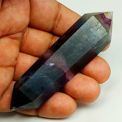 TOP BIG FLUORITE : 456,1 Ct Natürliche Multi Color Fluorit Heilstein